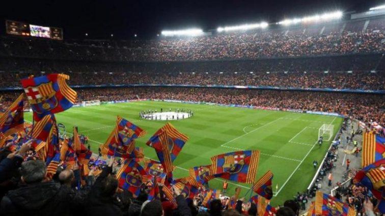 Барселона може заробити космічну суму, продавши права на назву стадіону