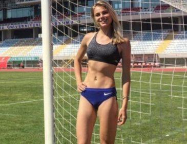 Українська спортсменка-красуня підтримала флешмоб Усика