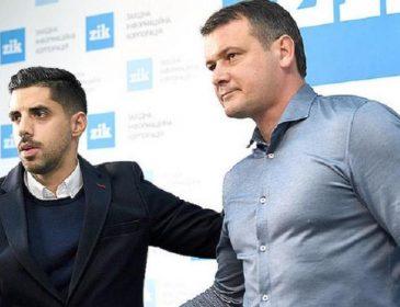Український футбольний клуб звільнив тренера