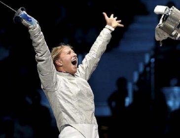 Українська фехтувальниця Харлан виграла етап Кубку світу