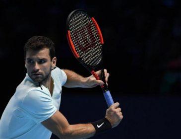 Підсумковий турнір ATP: Дімітров і Гоффен розіграють титул
