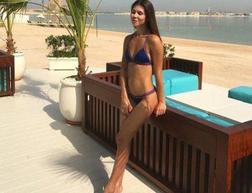 Молода дружина екс-тренера Динамо вразила мережу відвертими фото