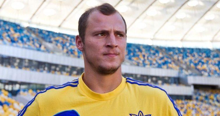 Футболіст-патріот подякував волонтерам за підтримку українських військових