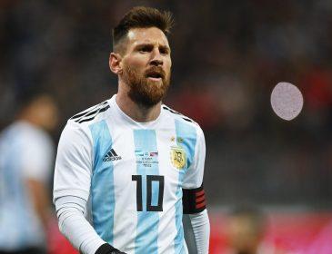 Мессі розповів, що в Аргентині можуть убити при пограбуванні