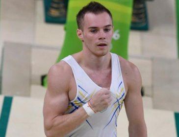 Найкращий український гімнаст пропустить весь наступний сезон