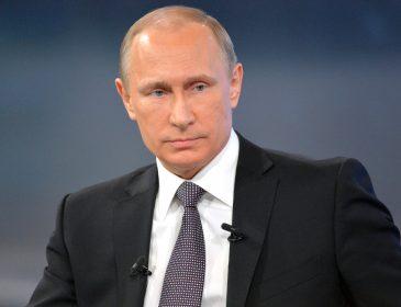 Путін визнав, що російські спортсмени вживали допінг