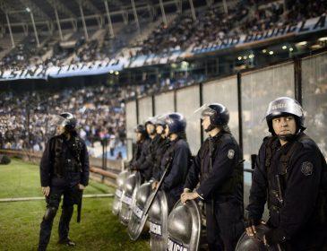 Аргентинські поліцейські розстріляли футболістів, які сперечалися через рішення арбітра