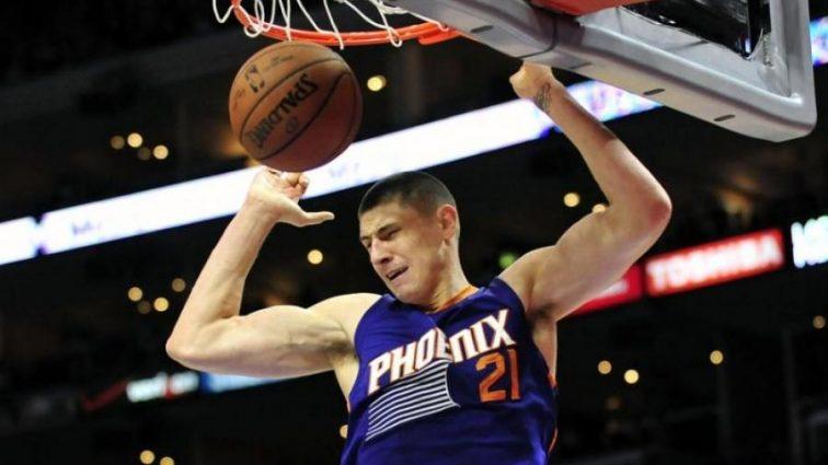 НБА: Данк українця Леня – в найкращих моментах ігрового дня