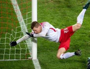 Футболіст отримав численні переломи, коли забивав м'яч у чемпіонаті Німеччини