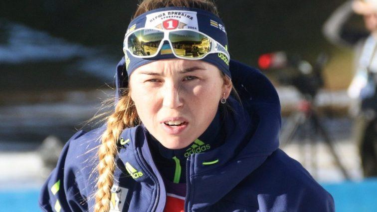 Українці посіли дванадцяте місце в одиночній змішаній естафеті на чемпіонаті Європи