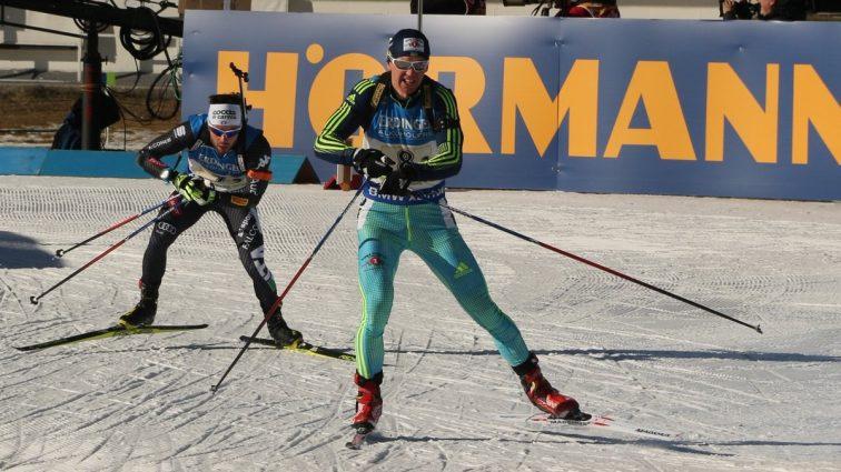 Українці увійшли в топ-15 естафети на Кубку світу з біатлону