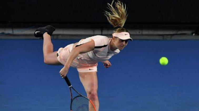 Australian Open: Світоліна знищила чергову суперницю