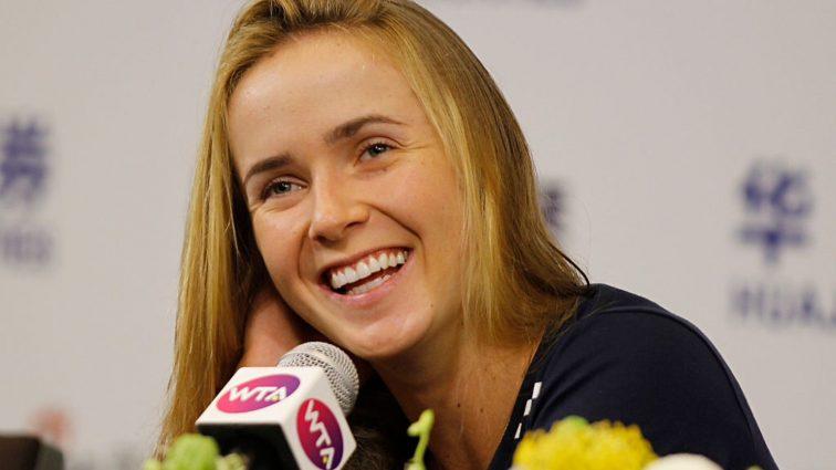 Вона одна з найкрасивіших тенісисток сучасності. А чи бачили ви коханого Еліни Світоліної? Цей британець просто мрія!