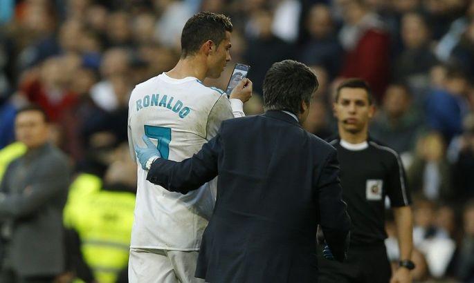 Роналду піде з Реала найближчим літом, якщо мадридці домовляться з Неймаром