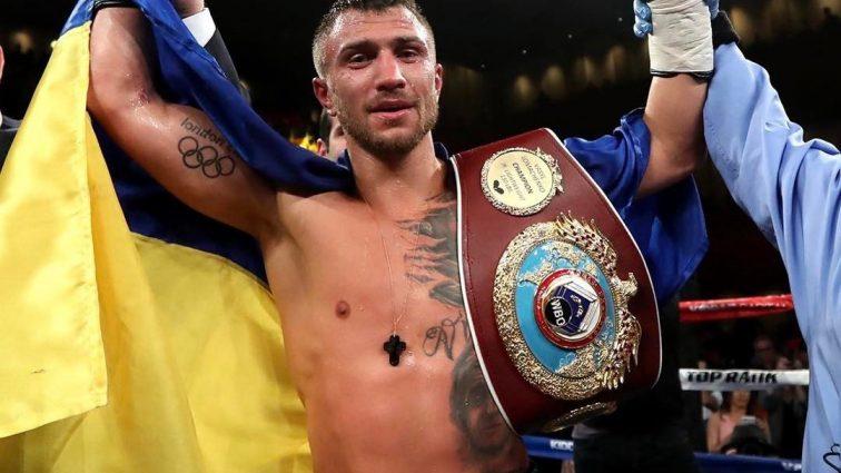 Боксер VS борець: Ломаченко кинув в прогин Беленюка