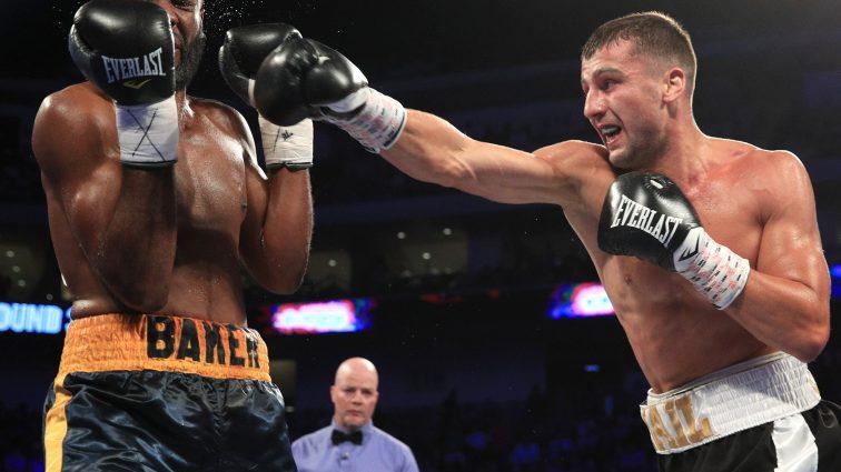 Гвоздику знайшли суперника на бій за звання тимчасового чемпіона світу
