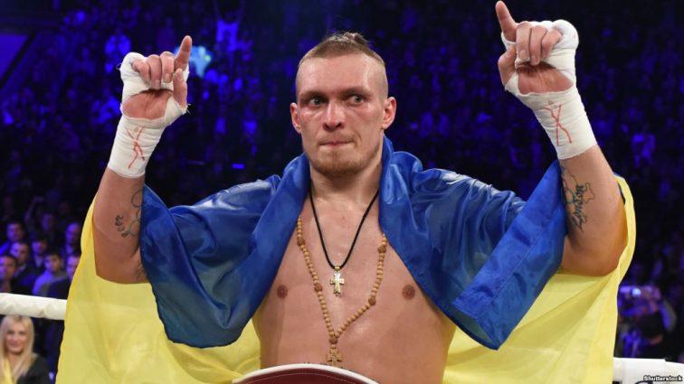 Усик – головний фаворит Боксерської суперсерії