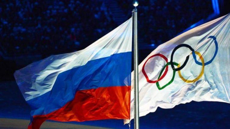 На Олімпіаді-2018 заборонили російські прапори