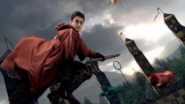 Зірковий футболіст хотів знятись у Гаррі Поттері, але не подужав квідич