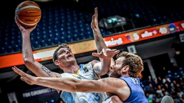 Гра українського баскетболіста викликала фурор в Іспанії