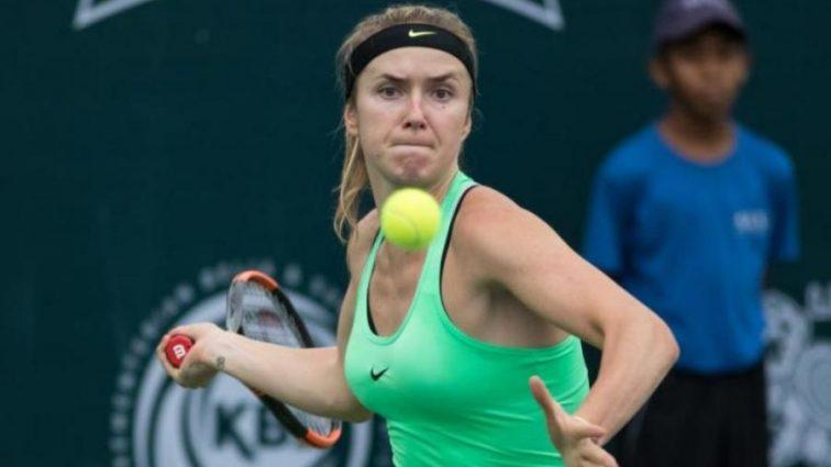 Світоліна виступить з легендами тенісу