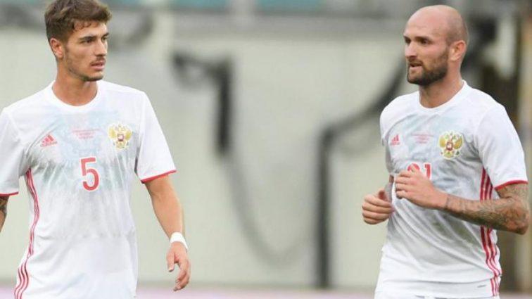 Після поразки від Бразилії гравці збірної Росії затусили у нічному клубі
