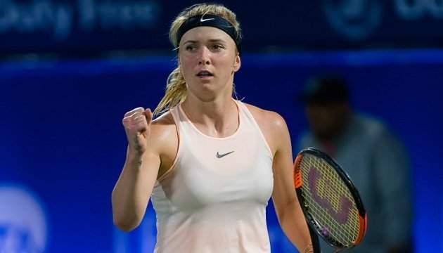 Світоліна у запеклій боротьбі знову поступилася Остапенко та покинула престижний турнір у Маямі