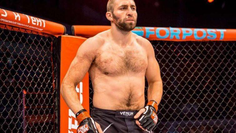 Єдиного українця відрахували з UFC
