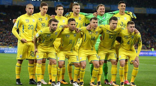 Офіційно: Україна зіграє з суперником, який відкриє ЧС-2018 в Росії