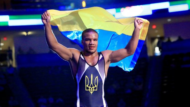 Українські борці на чолі з Беленюком тріумфували на турнірі в Польщі