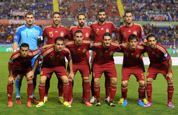 Футбол: Іспанія розгромила Аргентину в товариському матчі
