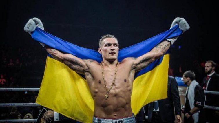 Ломаченко дав прогноз на бій Усик – Гассієв