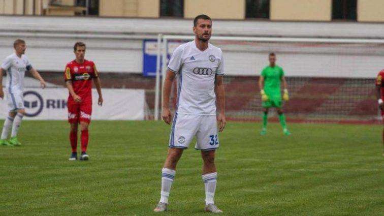 Активний не тільки в Інстаграмі: Мілевський феєрив у чемпіонаті Білорусі
