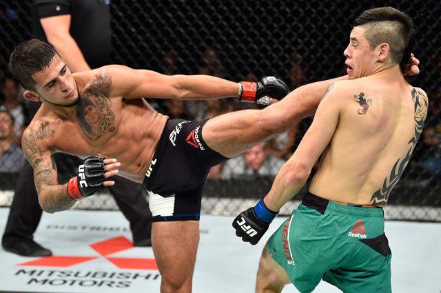 UFC: розклад боїв