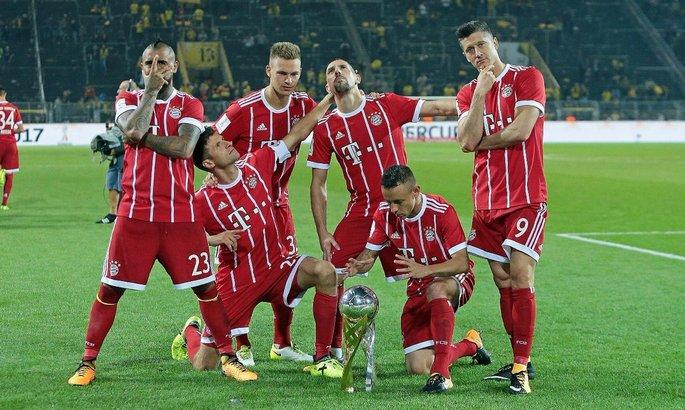 Баварія програла мадридцям