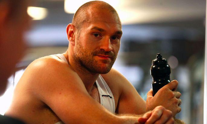 Я краще: Ф'юрі не вважає чинних чемпіонів хорошими боксерами