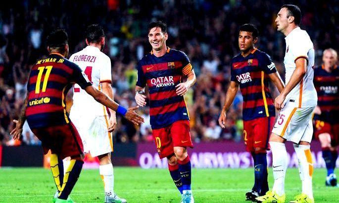 Рома – Барселона: прогноз букмекерів на матч Ліги чемпіонів