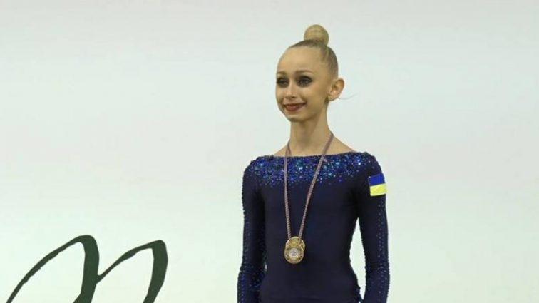 Нова Дерюгіна: юна українка показала клас на Кубку світу в Італії