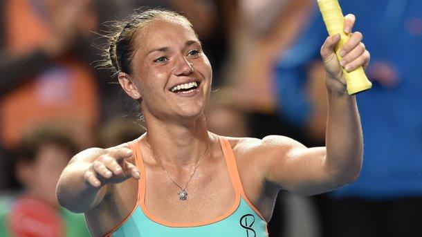 Українська тенісистка вийшла у півфінал престижного турніру