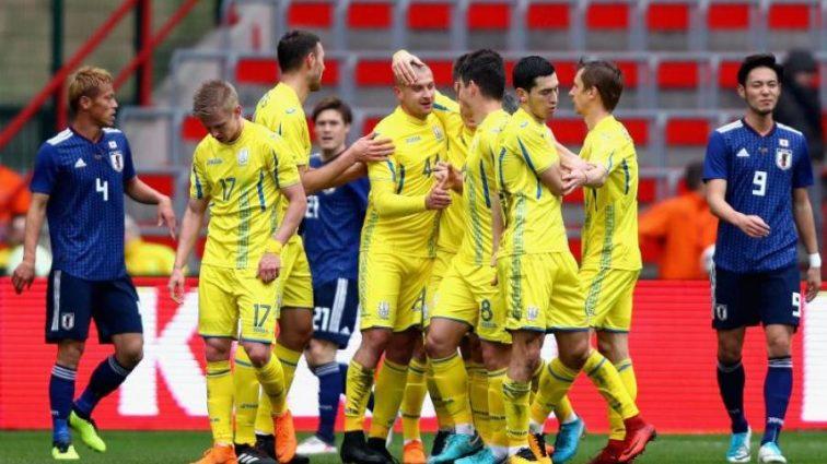 Стало відомо, де і коли Україна зіграє матчі Ліги Націй