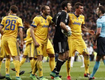Бразильський суддя начудив дужче за англійського в матчі Реал-Ювентус