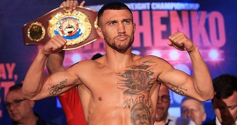 Лінарес: Ломаченко битиметься з боксером, який вдвічі більше за нього