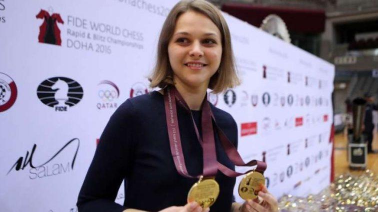 Блискучий результат: Анна Музичук принесла Україні медаль чемпіонату Європи