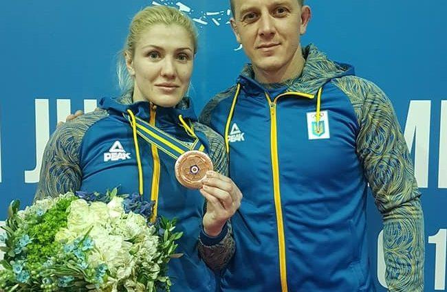 Українська спортсменка здобула медаль на чемпіонаті Європи з дзюдо