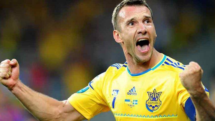 Шевченко надихне 100 мільйонів китайців на заняття футболом