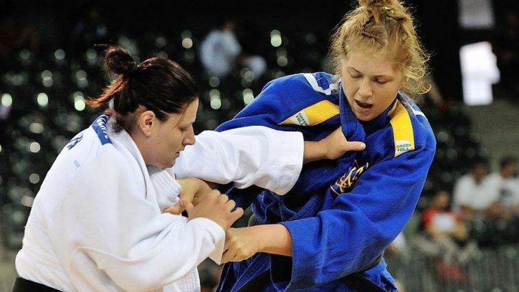 Україна виграла другу медаль на ЧЄ з дзюдо