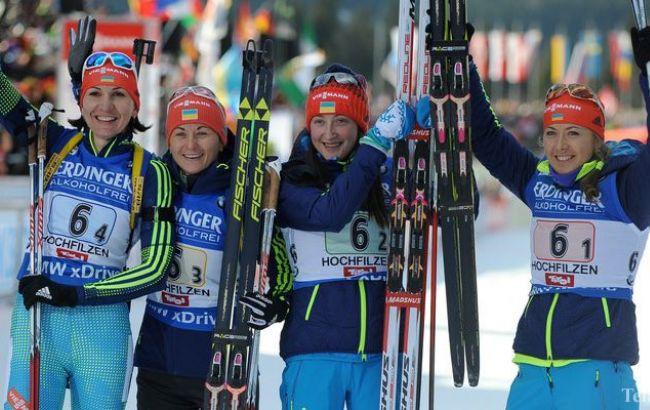 Стало відомо, що українську жіночу збірну з біатлону очолить росіянин