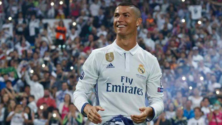 Реал хоче продовжити контракт з Роналду
