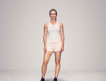 Світоліна у русі: Еліна знялася у новій фотосесії для WTA