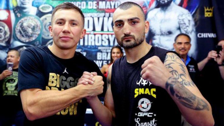 На кону бою Головкін – Мартиросян буде унікальний пояс WBC